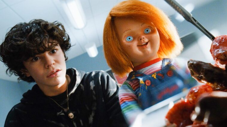 Chucky Sneak Peek Ramène La Poupée Tueuse à L'école Pour