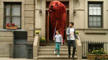 Clifford The Big Red Dog Est Prévu Pour Une Sortie