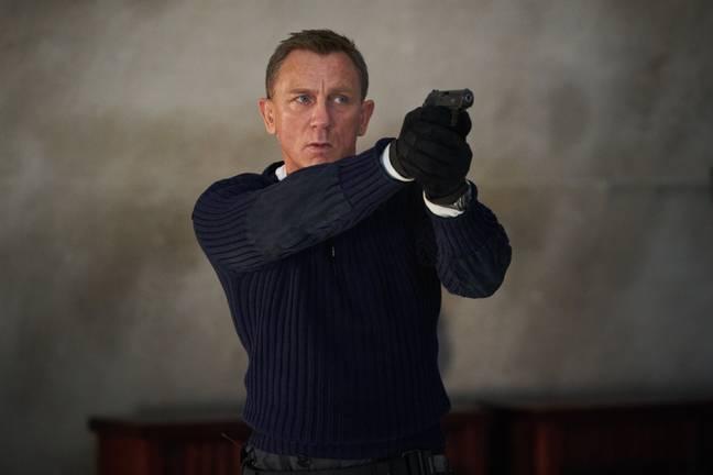 Daniel Craig est le James Bond le plus ancien en termes de durée.  (Crédit: PA)