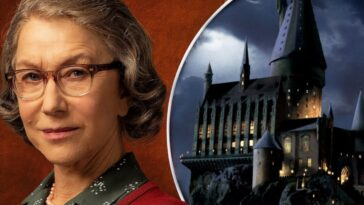 Dame Helen Mirren Accueillera Le Nouveau Tournoi Des Maisons Harry