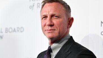 Daniel Craig a exprimé sa dépression pour avoir dit au revoir à James Bond
