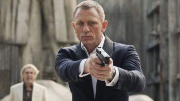 Daniel Craig Fait Ses Adieux à James Bond Dans La