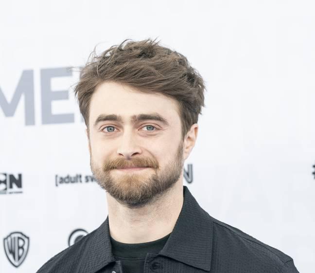 Radcliffe dit qu'il sait que les maquilleurs n'aimeront pas ça, mais il le veut quand même.  Crédit : PA