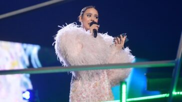 Danna Paola nominée pour le 22e Latin Grammy et les principales catégories de l'événement