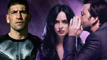 Daredevil Star Veut Que Jessica Jones Et The Punisher Fassent