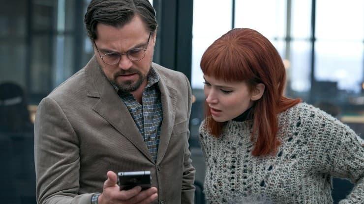 Leonardo DiCaprio et Jennifer Lawrence incarnent deux astronomes discrets.