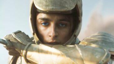 Dune Ouvre Fort Au Box Office International Avec 36 Millions De