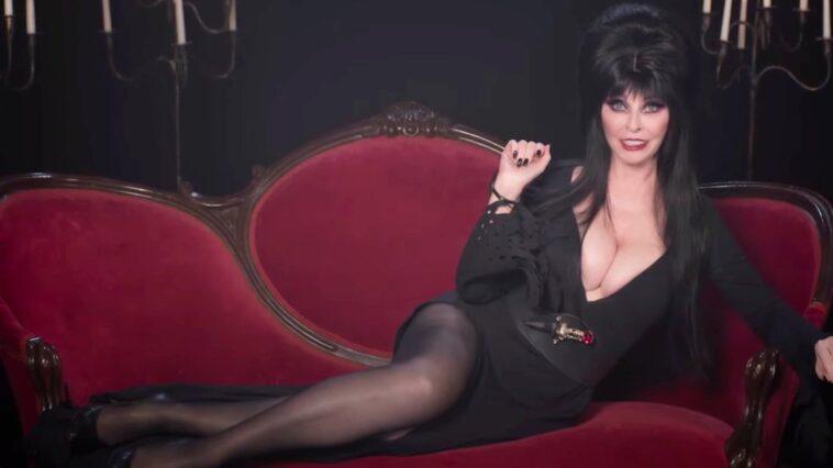 Elvira Se Dirige Vers Le Frisson Pour Célébrer Son 40e