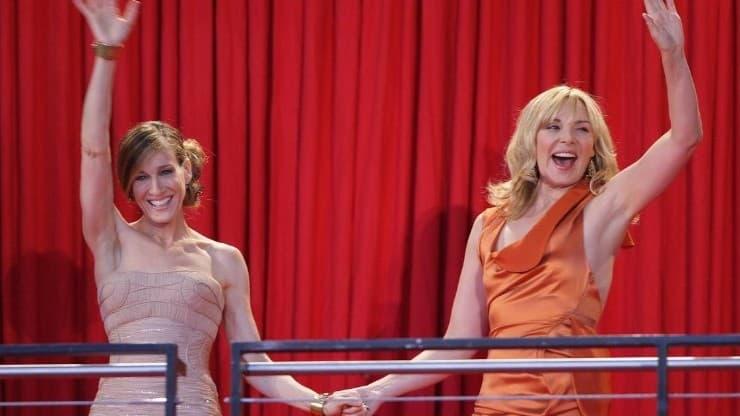 Sarah Jessica Parker et Kim Cattrall sont des ennemis dans la vraie vie