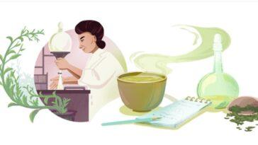 Google Doodle Célèbre Le 133e Anniversaire Du Chercheur Japonais Sur