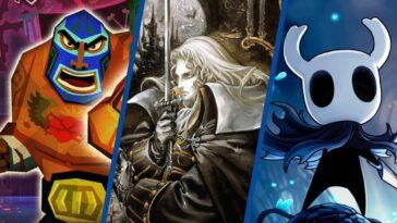Guide: Meilleurs jeux Metroidvania PS4