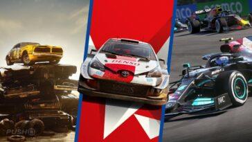 Guide: Meilleurs jeux de course PS5