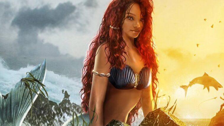 Halle Bailey Promet Que Le Remake De La Petite Sirène