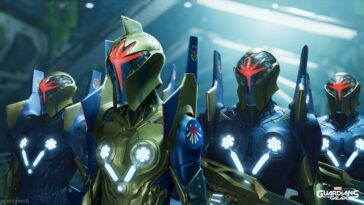 Hands On: Marvel's Guardians of the Galaxy est un effet de masse dans les vêtements de bande dessinée