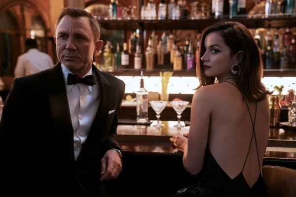 James Bond is now ready to return.  Photo: (MGM)