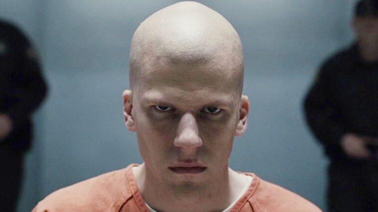 Jesse Eisenberg Aborde L'avenir Potentiel De Lex Luthor Dans Le