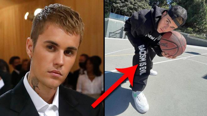 Justin Bieber Critiqué Pour Sa Ligne De Vêtements Racism Is