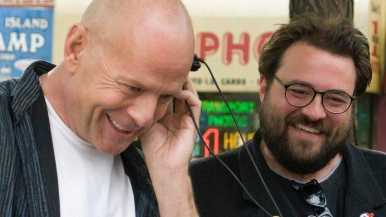 Kevin Smith Plonge Dans La «vraie Obscurité» Derrière Sa Collaboration