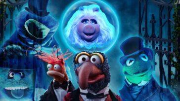 La Bande Annonce Des Muppets Haunted Mansion Apporte La Fête à