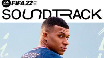 La bande originale de FIFA 22 contient 122 chansons, plus de six heures de musique