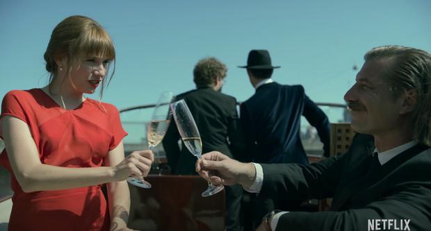 Quel rôle jouent le fils et la femme de Berlin dans les derniers épisodes ?  (Photo : Netflix)