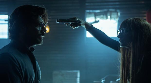 Alicia Sierra sera-t-elle à nouveau contre le Professeur à la fin de « La casa de papel » ?  (Photo : Netflix)