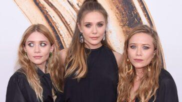 La relation d'Elizabeth Olsen avec ses sœurs Ashley et Mary Kate