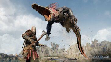 """La spéculation sur la date de sortie de God of War Ragnarok déclenchée par la section """"À venir"""" sur le site Sony"""