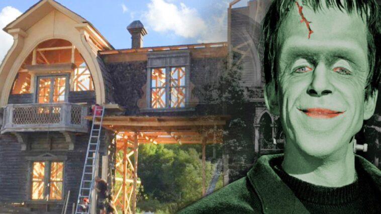 Le Munsters Mockingbird Lane Revit Grâce à Rob Zombie