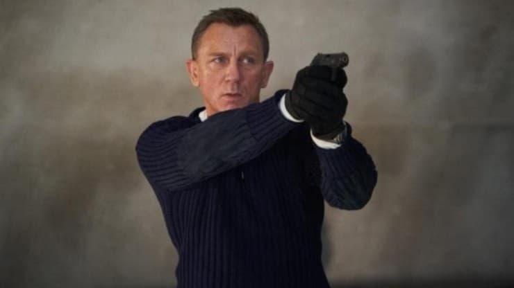 Daniel Craig dans le rôle de Bond.