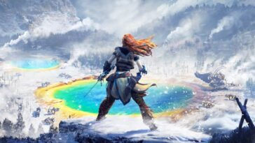 Le patch 1.54 d'Horizon Zero Dawn résout les problèmes de plantage sur PS5