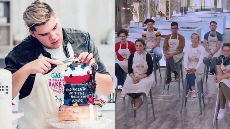 """Le premier vainqueur de Bake Off Argentina contre les participants de 2021 : """"Ils veulent être célèbres."""""""