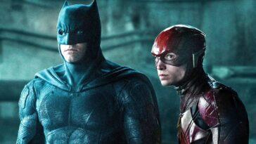 Le Retour De Batman De Ben Affleck Dans Le Film