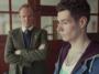 Connor Swindells et Alistair Petrie ont été félicités pour leur alchimie père-fils dans la série.  Crédit : Netflix