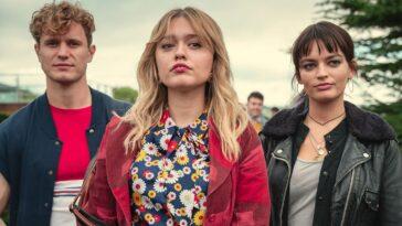 L'éducation Sexuelle Est Renouvelée Pour La Saison 4 Sur Netflix