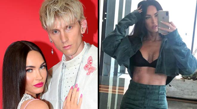Les commentaires Instagram de Megan Fox et Machine Gun Kelly deviennent viraux