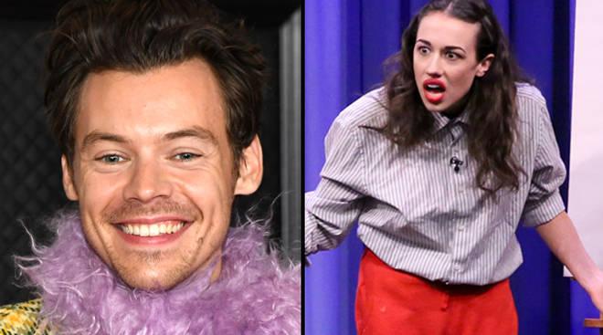 Les fans pensent que Harry Styles s'est déguisé en Miranda Sings dans son costume de tournée