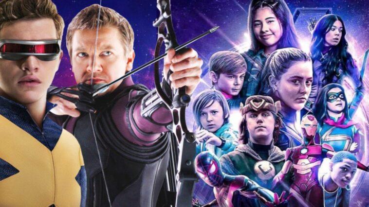 Les Films Young Avengers Et West Coast Avengers Arrivent Ils Avant