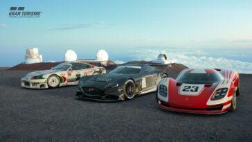 Les précommandes de Gran Turismo 7 sont mises en ligne sur le PS Store, édition 25e anniversaire détaillée