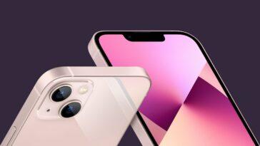 L'iphone 13 D'apple Est Là, Tout Comme Le Meme Fest, Rempli
