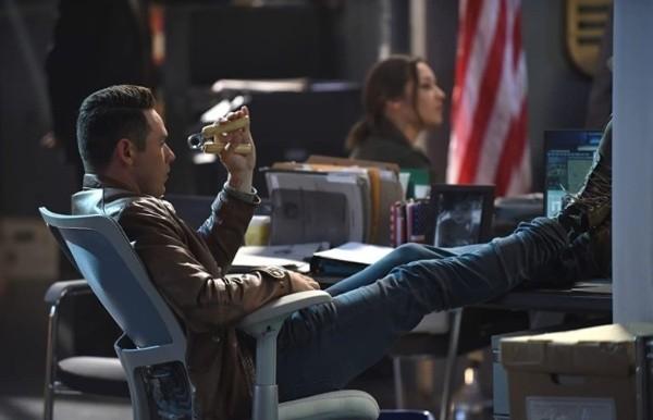Kevin Alejandro dans son rôle de Dan.  Photo: (IMDB)