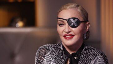 Madonna révèle qui est sur la liste pour la jouer dans un nouveau film
