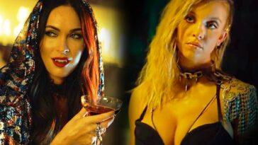 Megan Fox Et Sydney Sweeney Sont Des Vampires Assoiffés De