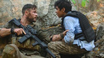 Netflix a annoncé la suite de Rescue Mission avec Chris Hemsworth