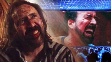 Nicolas Cage Refuse De Regarder Son Méta Film «whackedout» Le Poids