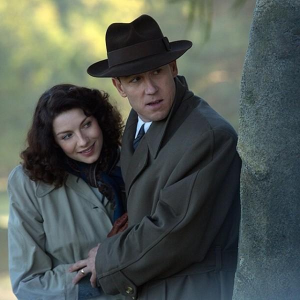 Claire et Franck.  Photo : (Starz)