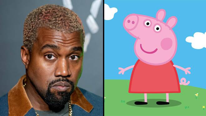 Peppa Pig Rôtit Kanye West Après Avoir Obtenu Une Meilleure