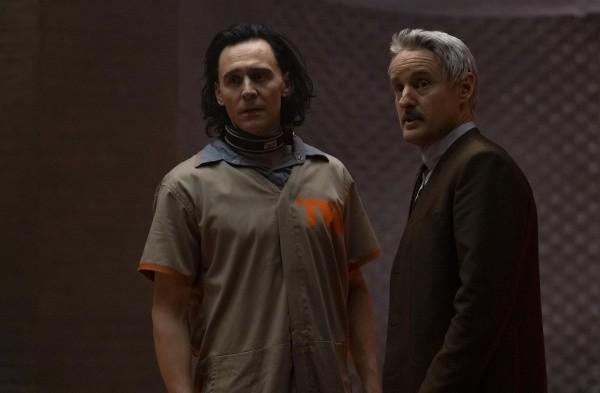 Tom Hiddleston Owen Wilson Loki Merveille