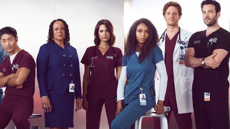 """Quand la mise à jour de """"Chicago Med Season 7"""" sera-t-elle sur Netflix?"""