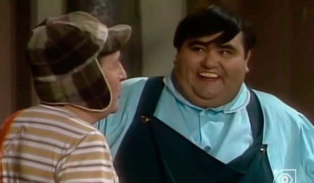 """Ñoño était un ami des enfants du quartier """"El Chavo del 8"""", bien qu"""